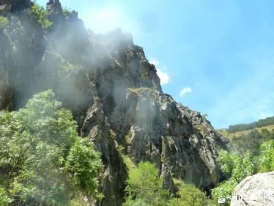 Río Aguilón,Cascada Purgatorio,Puerto Morcuera;viajes en semana santa excursiones por madrid chorr